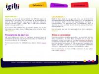 Igilli.fr - igilli - Prestations web, marketing, communication et e-commerce