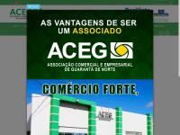 .:Associação Comercial e Empresarial de Guarantã:.