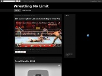 Wrestlingnolimit.blogspot.com - Wrestling No Limit