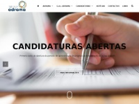 Adrama.pt - Adrama - Associação de Desenvolvimento da Região Autónoma da Madeira