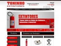 Toninhoextintores.com.br