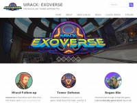 Wrackgame.com - Wrack: Exoverse – The rogue-like tower defense FPS