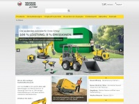 Wackerneuson.de - Baumaschinen & Dienstleistungen | Wacker Neuson