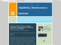 República, Democracia e Laicismo