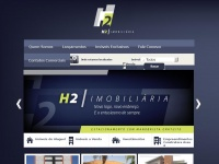 Imobiliariah2.com.br