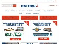 Oxforddiecast.co.uk - Oxford Diecast - Leading Supplier of Diecast Model Vehicles