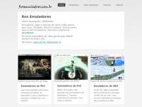Roxemuladores.com.br - Emuladores de PS2, PS1, PSP, N64, DS, Snes, GBA, PS3..