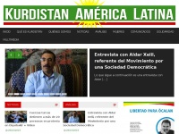 Kurdistanamericalatina.org - INICIO - Kurdistan America Latina