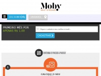 Moby Self Storage | Self Storage em São Paulo e Rio de Janeiro