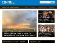 Nrel.gov - National Renewable Energy Laboratory (NREL) Home Page | NREL