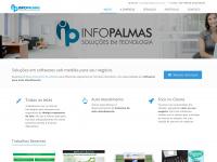 Software e soluções de tecnologia em Auto Atendimento em Palmas-TO e Curitiba-PR | Infopalmas