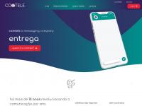 Comtele.com.br - Empresa Plataforma de Envio de SMS em Massa - Comtele