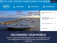 Flaports.org - Florida Ports Council