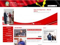 Embaixadadeangola.pt - Embaixada da República de Angola em Portugal