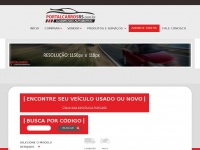 Portalcarrosrs.com.br - Domínio indisponível