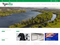Web do Concello de Tomiño