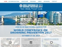 Wcdp2017.org - World Conference on Drowning Prevention 2017 - Canada