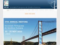 SPGH | Sociedade Portuguesa de Genética Humana