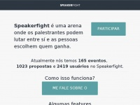 speakerfight.com