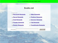 Ecotic.net