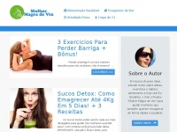 Mulhermagradevez.com.br - Mulher Magra De Vez