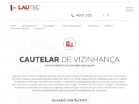Lautec Engenharia & Consultoria | Cautelar de Vizinhança