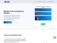 Amilassistenciamedica.com.br - Amil Assistência Médica - Vendas de planos de saude - contrate agora