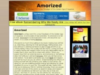 Amorized.com - Amorized - A New word for a new Paradigm of the Golden Age of Aquarius