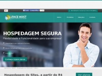 Hospedagem de Sites - Face Host - Hospedagens de Sites