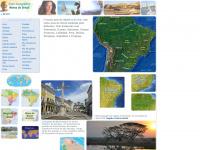 Mapas do Brasil - Guia Geográfico