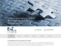 Evz Studio - Desenvolvimento de websites e sistemas.