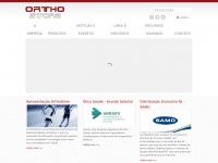 Orthostore: Compromisso com a saúde - Primeira Página