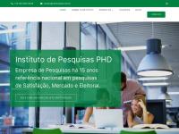 Instituto PHD | Diferencial em Pesquisas