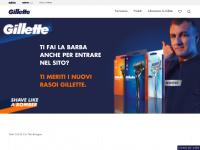 Gillette.it - Rasoi, lamette e prodotti per la rasatura | Gillette Italia