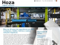 Rolcontainers, roll-in en dollies - Hoza