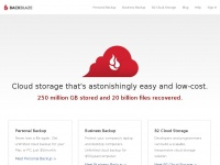 Backblaze.com - The Best Unlimited Online Backup and Cloud Storage Services