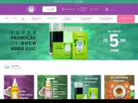 Raaz.com.br - Raaz - Cosméticos Profissionais