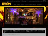 DJ para Festa - DJ para Casamento - DJ para Festa SP - Contratar DJ - Fort Music Eventos