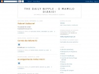 The Daily Nipple - O Mamilo Diário!