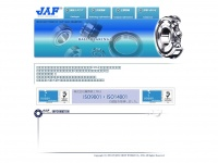 Jaf-bearing.com - JAF BALL BEARING-株式会社藤野鉄工所