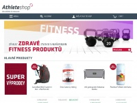 Online sports store with more than 50 sports - Athleteshop.cz