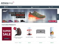 Online sports store with more than 50 sports  - Athleteshop.com