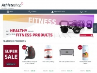 Online sports store with more than 50 sports - Athleteshop.ie