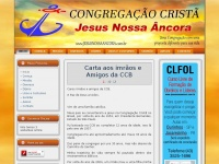 jesusnossaancora.com.br