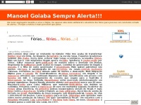 Manoel Goiaba Sempre Alerta!!!