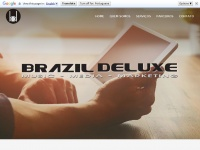 Brazildeluxe.com.br - Brazil Deluxe - Music Media Marketing