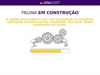 B44com.net - Site Hospedado na KingHost | Data Center no Brasil