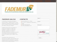 Fademurgalicia.es - Fademur Galicia