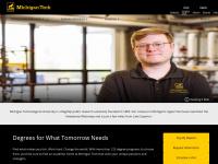 Mtu.edu - Michigan Technological University