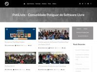 Início - PotiLivre - Comunidade Potiguar de Software Livre